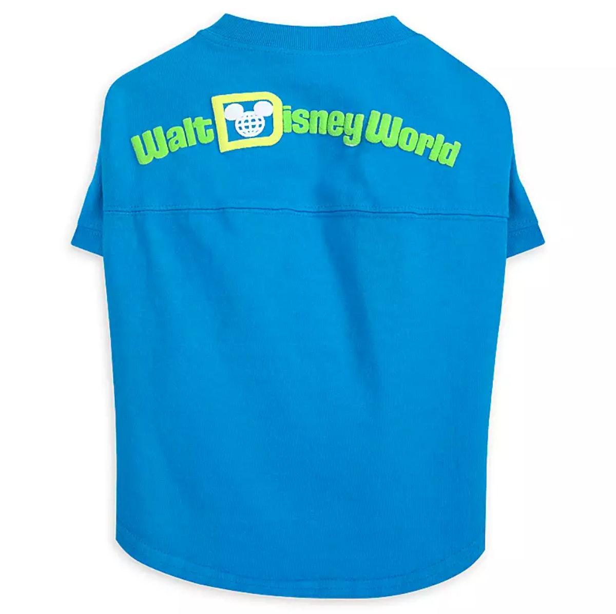 Walt Disney World Spirit Jersey for Dogs – Blue