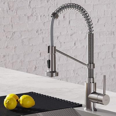 Kraus KPF-1610SS Bolden Commercial Kitchen Faucet