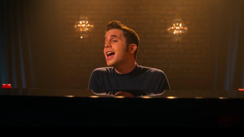 """Payton singing """"Run Away"""""""