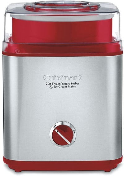 Cuisinart ICE-30R Pure Indulgence Frozen Yogurt Sorbet & Ice Cream Maker