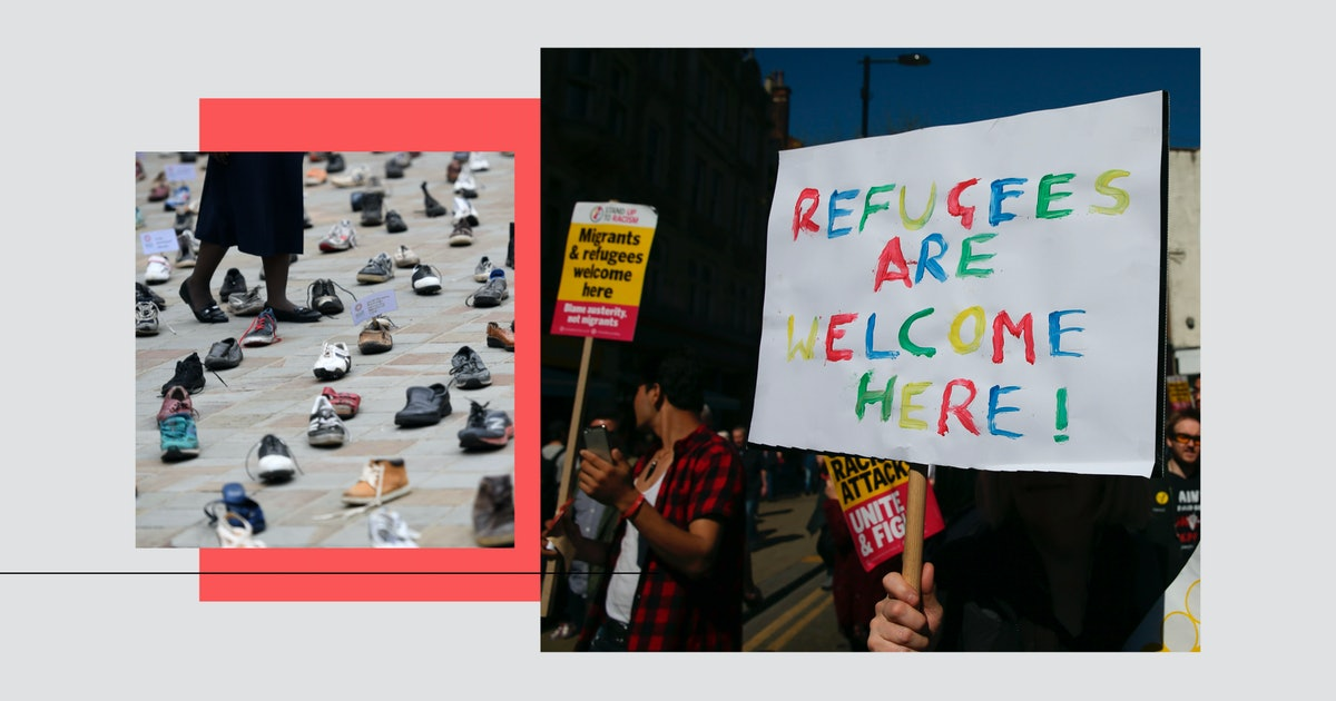 Fundraisers & Organisations Supporting Refugees That You Can Back From The UK