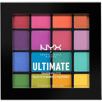 Brights Ultimate Shadow Palette