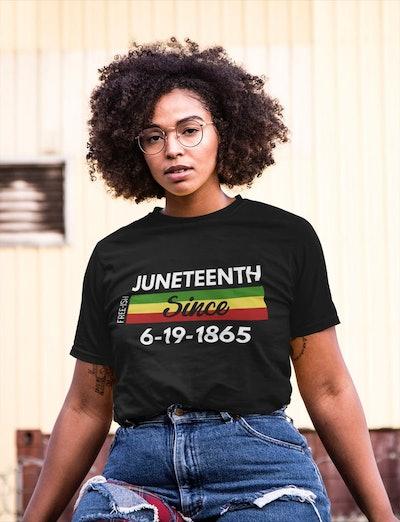 June 1865 Black History Shirt