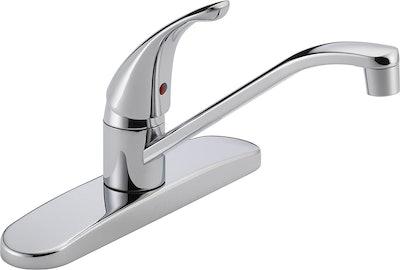 Peerless Single-Handle Kitchen Sink Faucet