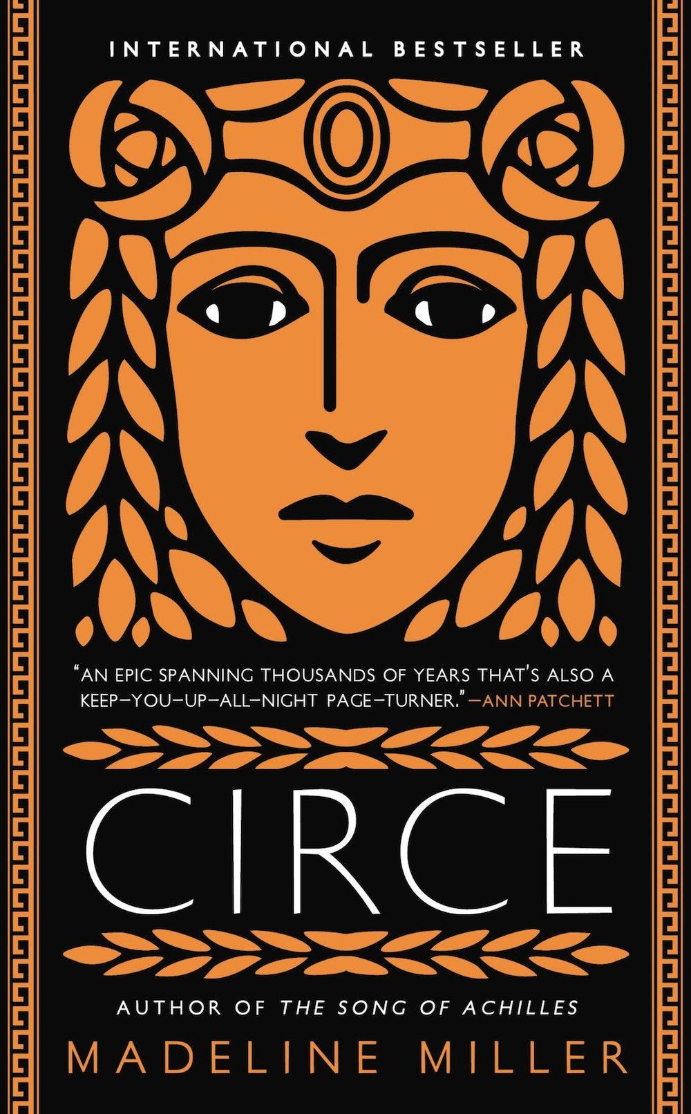"""Circe"" by Madeline Miller"