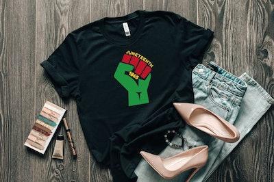 Juneteenth Black History Freedom Shirt