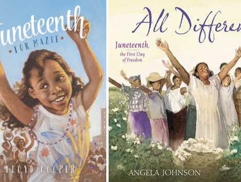 Share Junteenth's significance and meaning with your kids.