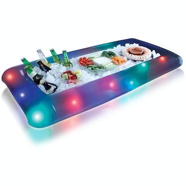 PoolCandy Illuminated Buffet Cooler