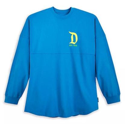 Disneyland Spirit Jersey for Adults – Neon Blue