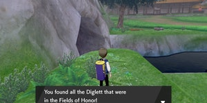 'Pokémon: Isle of Armor' Diglett locations: All 19 Fields of Honor spots