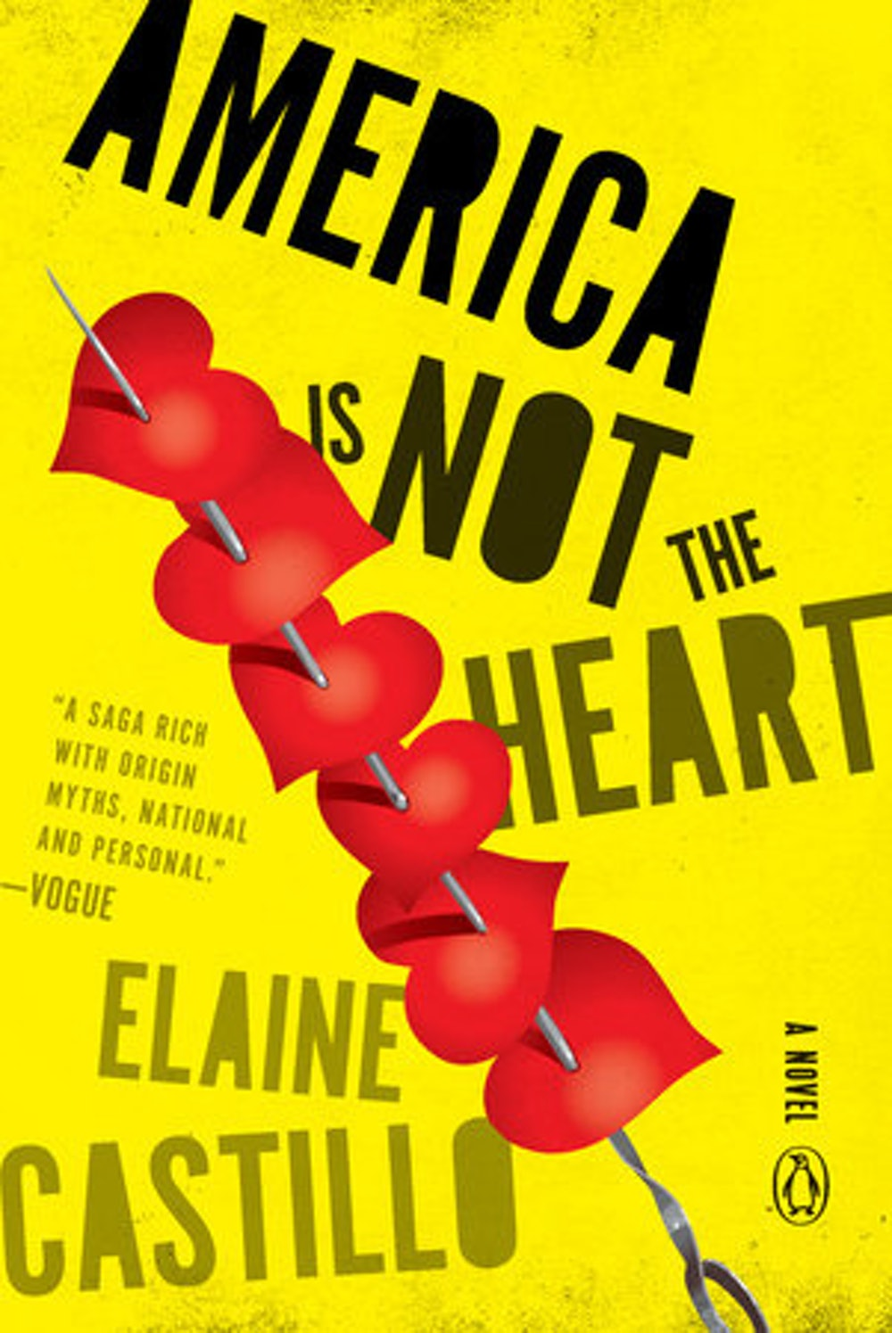 """""""America Is Not the Heart"""" by Elaine Castillo"""