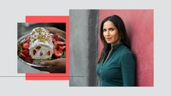 Padma Lakshmi in Taste the Nation, images courtesy of Hulu press site