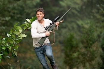 Chad Michael Collins Sniper