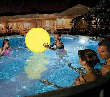Aubestker Pool Toys 13 Colors Glow Ball