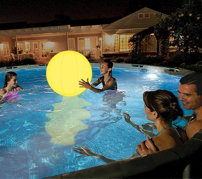 Aubestker Pool Toys 13 Colors Glow Ball
