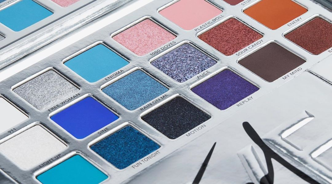 This summer's eyeshadow palettes are confirming six major makeup trends