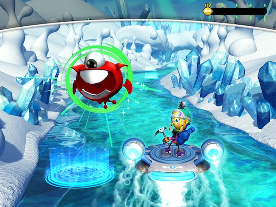 The FDA has approved the first-ever video game based treatment for ADHD.