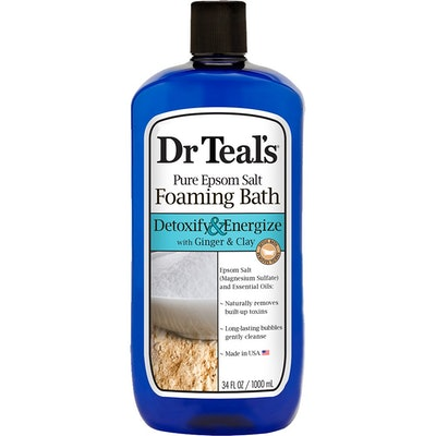 Dr Teal's Foaming Bath with Pure Epsom Salt