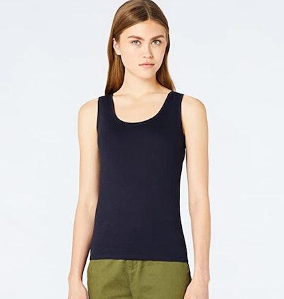 MERAKI Women's Standard Sleeveless (2-Pack)