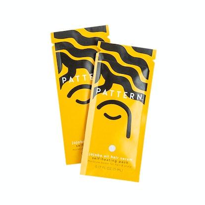 Jojoba Oil Hair Serum Self-Heating Packs