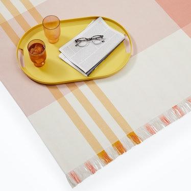 Organic Double Woven Go-Everywhere Blanket