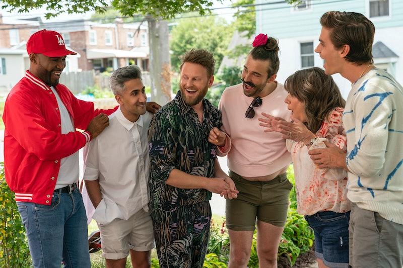 Queer Eye Season 5 features several businesses in the Philadelphia area, via Netlix press site.