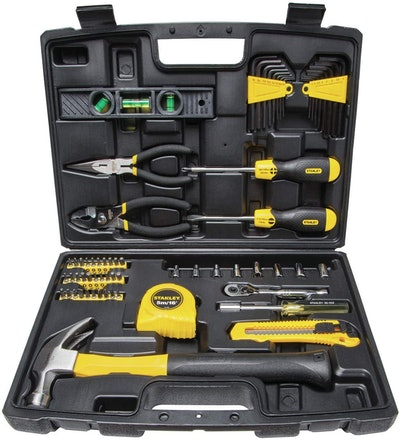 STANLEY Home Tools Kit (65 Pieces)