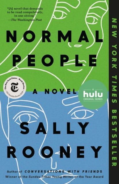 'Normal People' by Sally Rooney