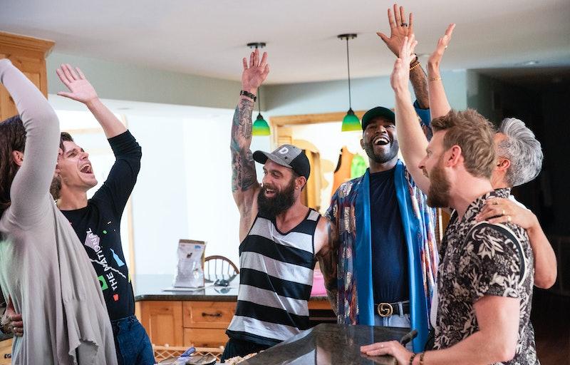 Queer Eye Season 5 Jersey Shore Episode via Netflix Press Site