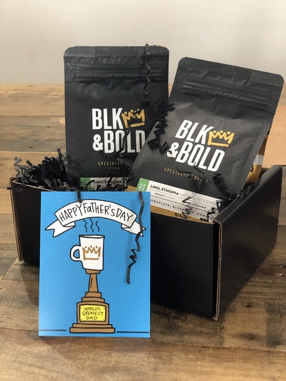 World's Best Dad Coffee Care Package