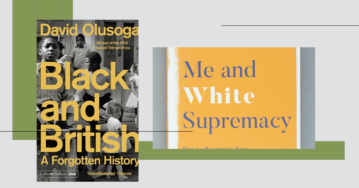 25 Books About Race In Britain To Add To Your Anti-Racist Reading List