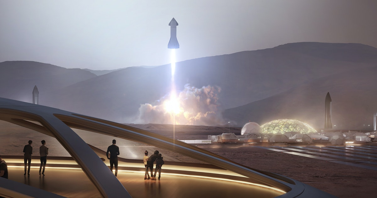 SpaceX Starship: Elon Musk says it could protect 'light of consciousness'