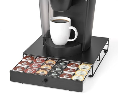 Nifty Coffee Pod Organizer