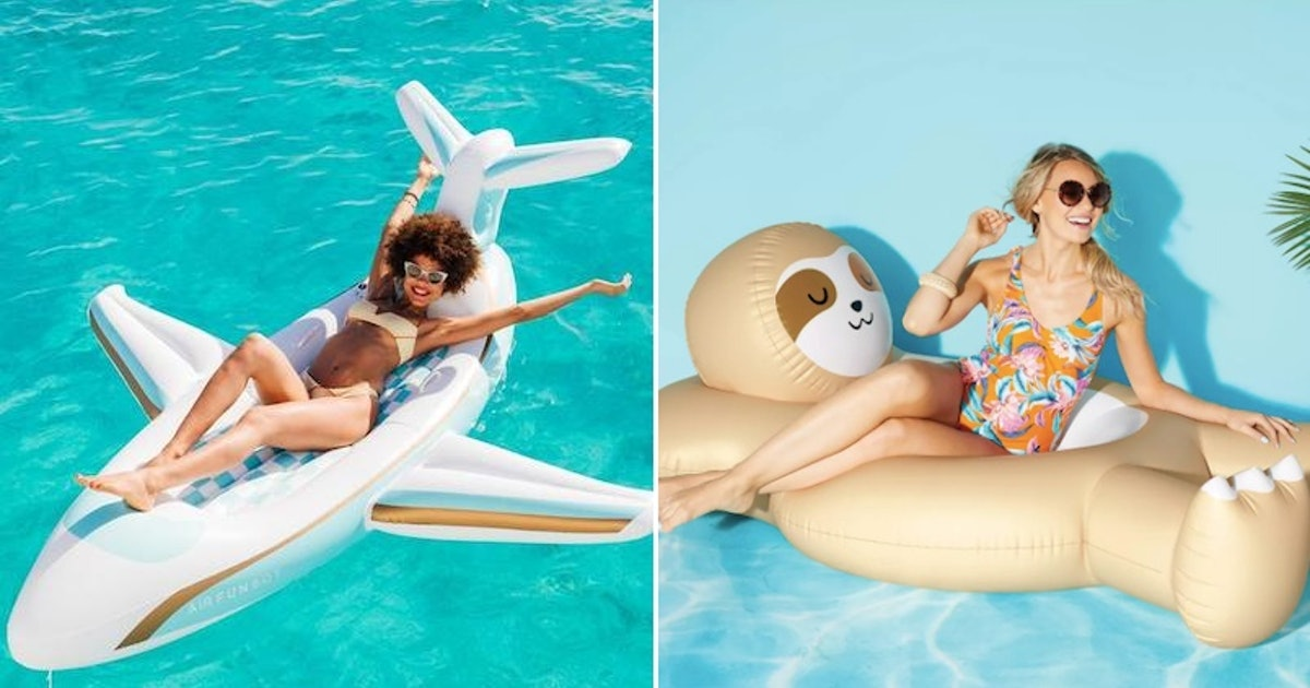 These Inflatables Are Ready To Float Into Your Heart & IG Feed This Summer