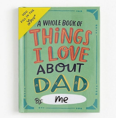 Things I Love About Dad