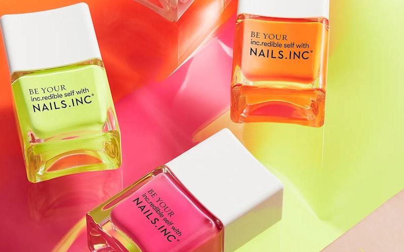 Nails.INC donates profits to Black Lives Matter.