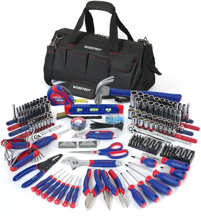 WORKPRO Home Repair Set (322 Pieces)