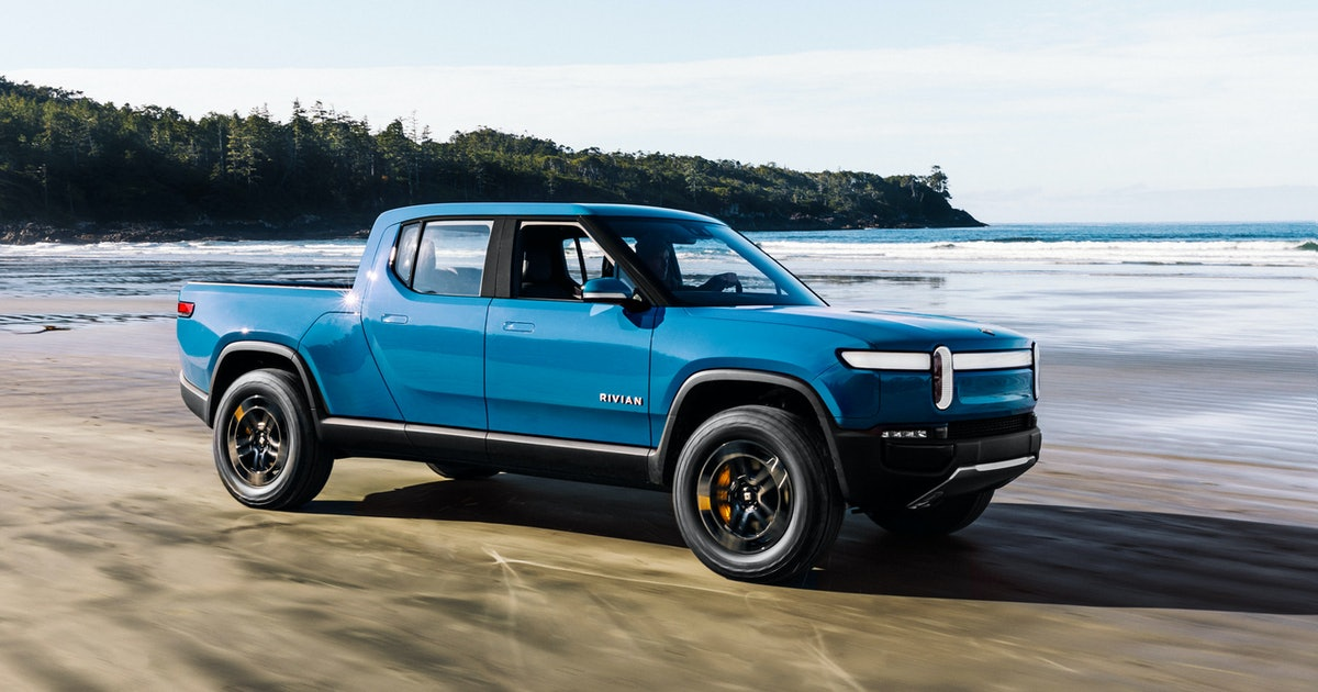 Rivian could beat Tesla superchargers to a key underserved area