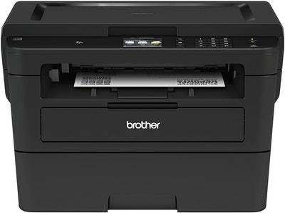 Brother Compact Monochrome Laser Printer HLL2395DW