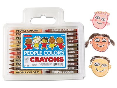 People Colors® Crayon Pack