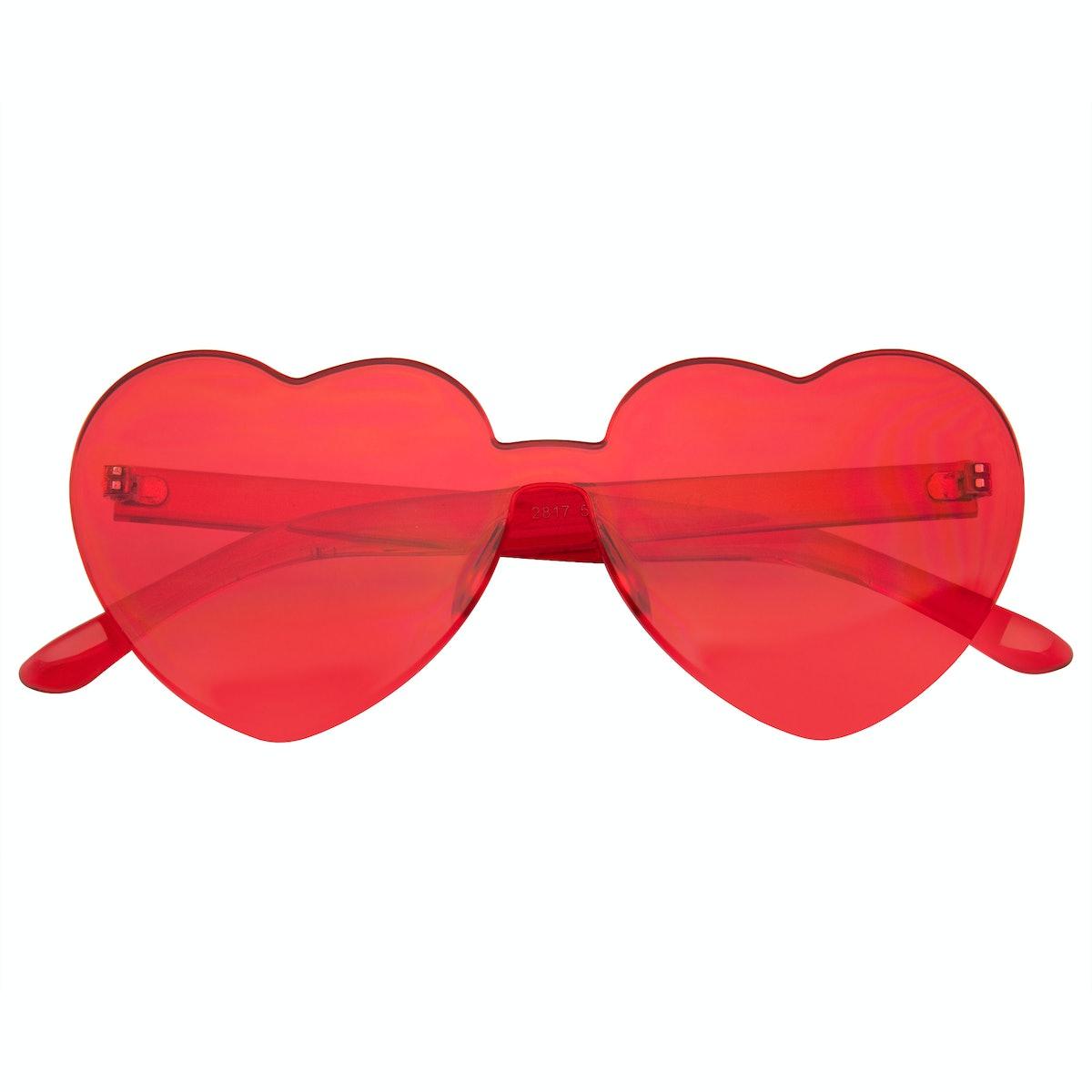Emblem Eyewear - Heart Sunglasses