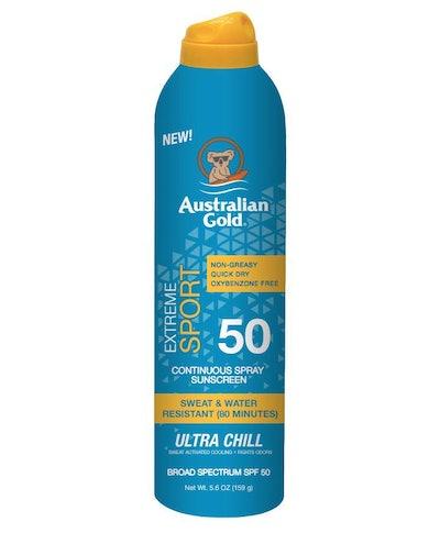 Australian Gold Extreme Sport Continuous Spray Sunscreen SPF 50