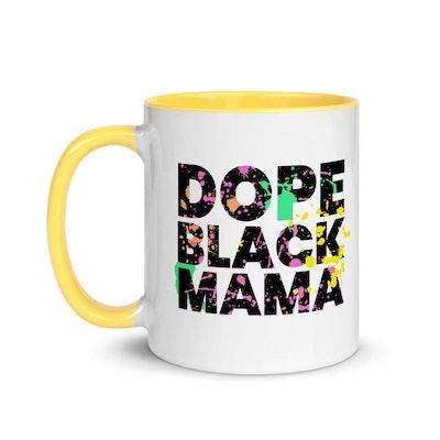 Dope Black Mom Mug