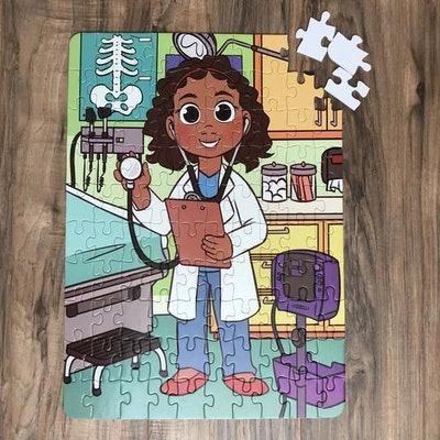 XL Future Doctor Puzzle