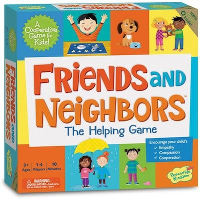 Friends & Neighbors Matching Game