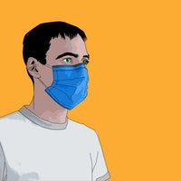 Why it could be dangerous to exercise wearing a face mask