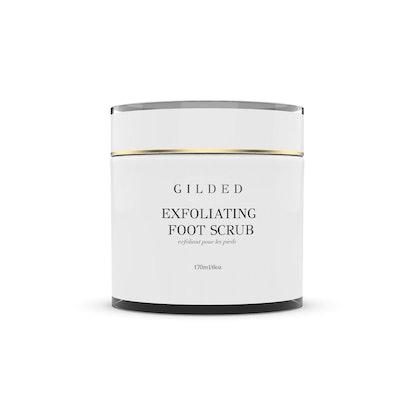 Gilded Exfoliating Foot Scrub