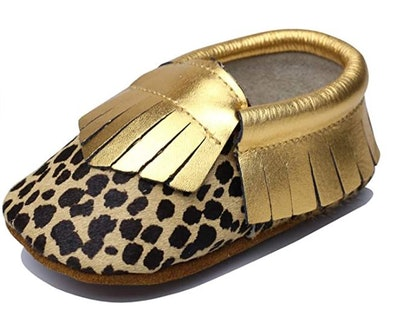 Muy Guay Baby Moccasins