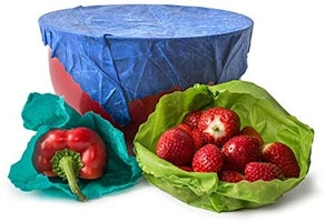 Etee Organic Reusable Beeswax Wraps (Set Of 3)
