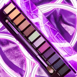 Urban Decay's new Naked Ultraviolet Eyeshadow Palette salutes the brand's signature hue and '90s bea...